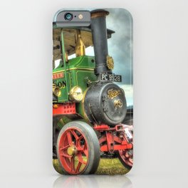 Foden Steam Wagon iPhone Case