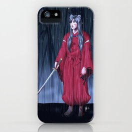 Jungkook/Inuyasha iPhone Case