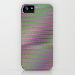Looping I iPhone Case
