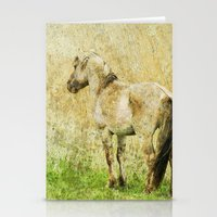 pony Stationery Cards featuring pony by URS|foto+art