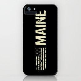 Black Flag: Maine iPhone Case