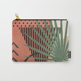 Nature Geometry II Carry-All Pouch