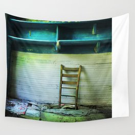 Abandoned Pt.1 Wall Tapestry