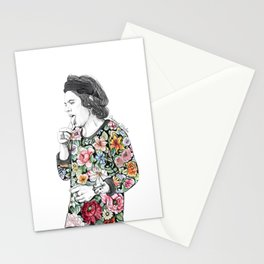 Harry  sketch  Stationery Cards