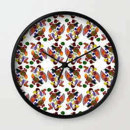 Fruit! Wall Clock