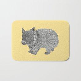 Little Wombat Bath Mat