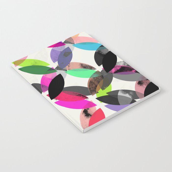 colour + pattern 16 Notebook