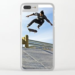 BS Flip Clear iPhone Case