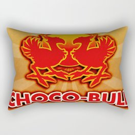 Final Fantasy VII - Choco-Bull Energy Drink Rectangular Pillow