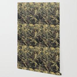 Brindisi black marble Wallpaper