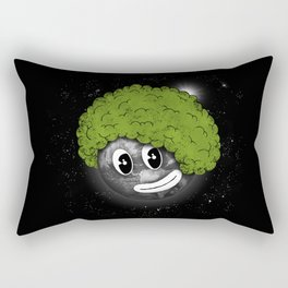 Mundo Afro Rectangular Pillow