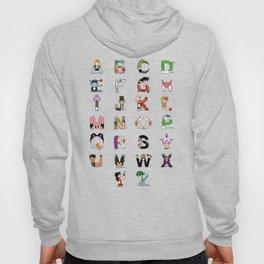 DB Alphabet Hoody