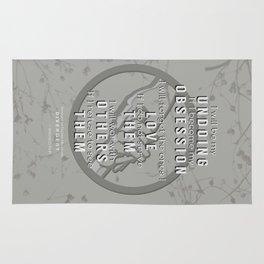 Abnegation Manifesto Rug