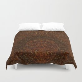 Azteca - Ancient Mexican Pattern II Duvet Cover
