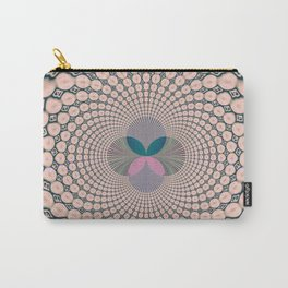 Fractal Abstract 12 Carry-All Pouch