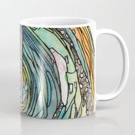 Mandala in the Spring Coffee Mug