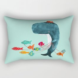 My Pet Fish Rectangular Pillow