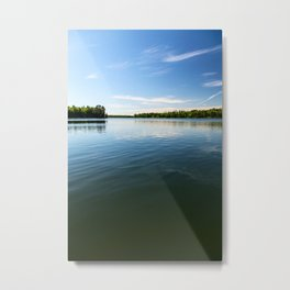 Lake Itasca - Minnesota, USA 4 Metal Print