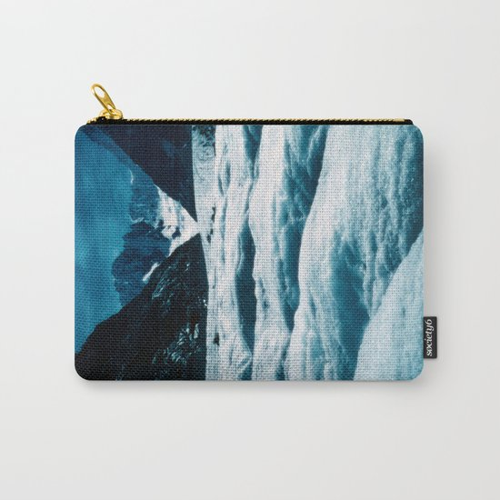 ENDLESS ICE #1 - Alps Carry-All Pouch