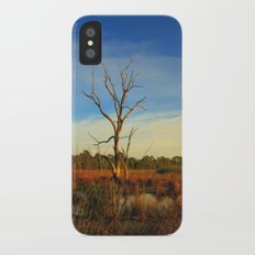 Swamp iPhone X Slim Case