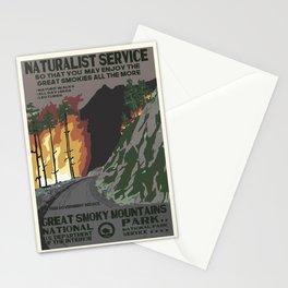 National Parks 2050: Great Smoky Stationery Cards
