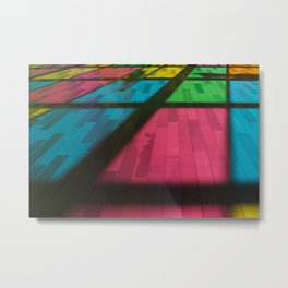 Couleur - colors Metal Print