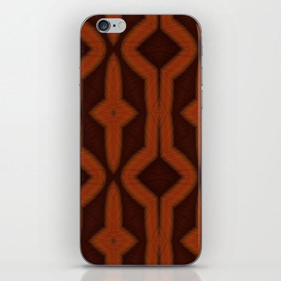 southwest pattern iPhone & iPod Skin