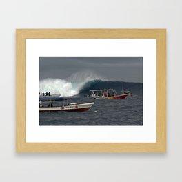 HAWAII'S KALA ALEXANDER Framed Art Print