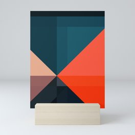 Geometric 1713 Mini Art Print
