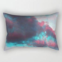 Rainy Sky Rectangular Pillow