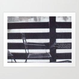 Screen Art Print