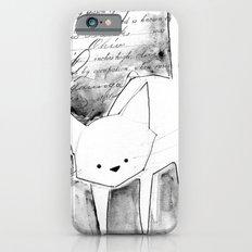 minima - deco cat iPhone 6s Slim Case