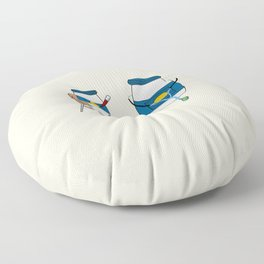 Mayo Clinic Floor Pillow