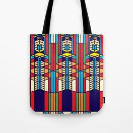 Frank Lloyd Wright Pattern One Tote Bag