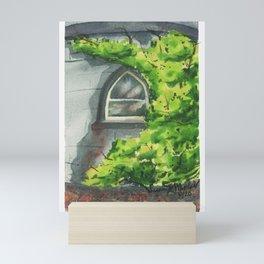 Window at Inveraray Castle Mini Art Print