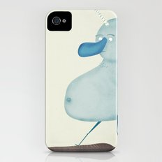 I'm Following My Gut iPhone (4, 4s) Slim Case