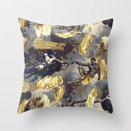 Sistine Chapel Throw Pillow