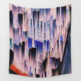 Rooftops Wall Tapestry