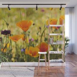 Summer Garden - JUSTART © Wall Mural