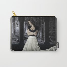 The Dream of Artemis Carry-All Pouch