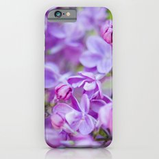 Lilac, Nature Photography, Blossom Print, Purple Wall Art, Spring Blossom Photo, Feminine iPhone 6s Slim Case