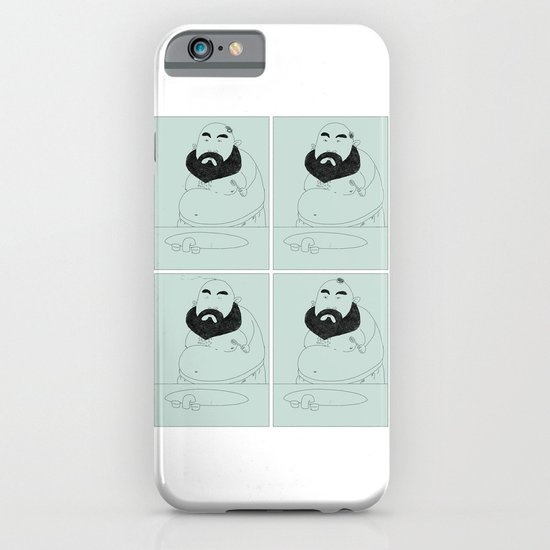 HAIR LOSS iPhone & iPod Case