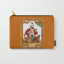 The Maharajah's Tea Party Carry-All Pouch
