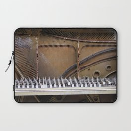 Alley Piano Laptop Sleeve