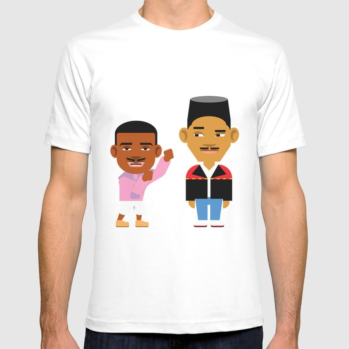 The Fresh Prince (Version 2) T-shirt