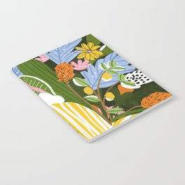 The Jungle Lady Notebook