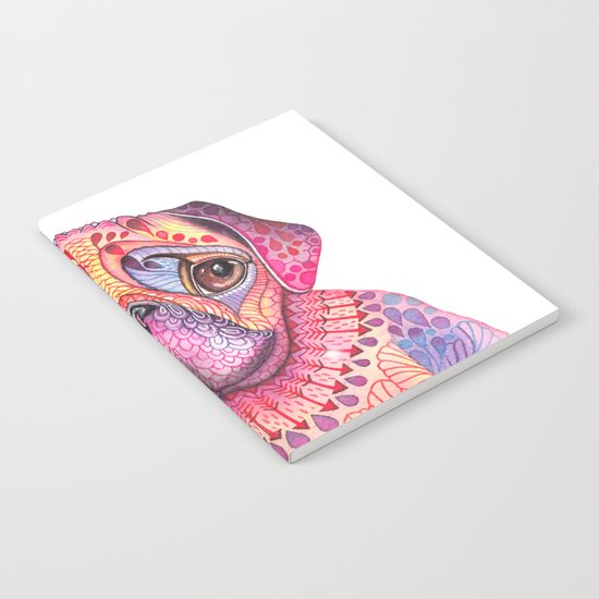 Pugberry Notebook