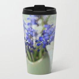 Grape Hyacinths Travel Mug