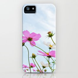 COSMOS -Pink I iPhone Case