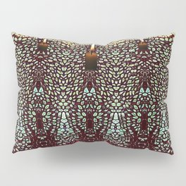 """DARKNESS IS YOUR CANDLE"" Pillow Sham"